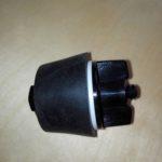 Verschluß für Außenofen und Filteranschluss